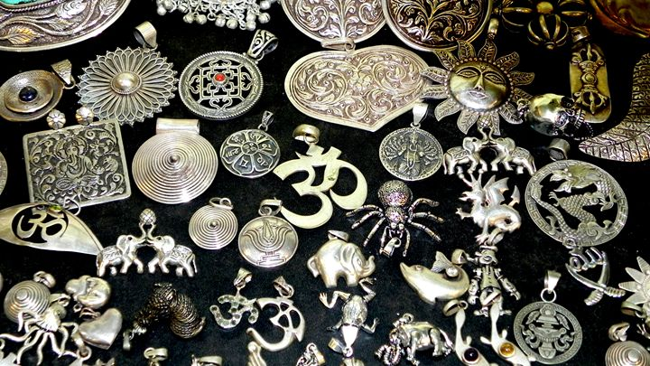 silver jewellery from india - james p connor