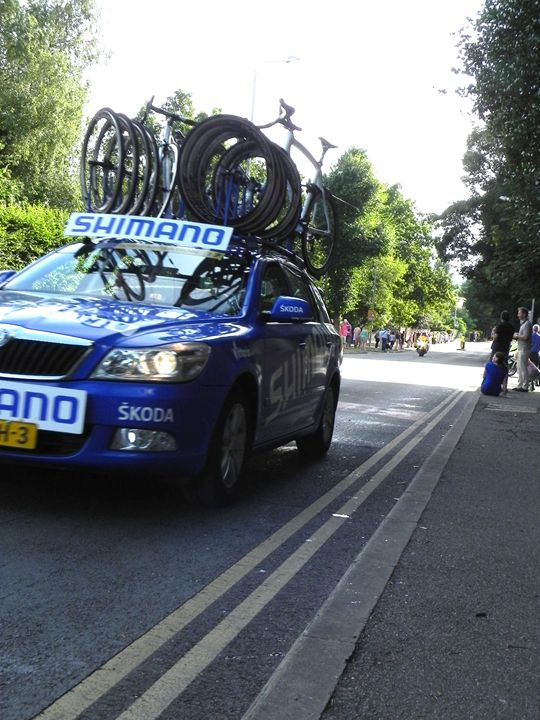 team car - james p connor
