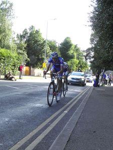 The London Bike Race