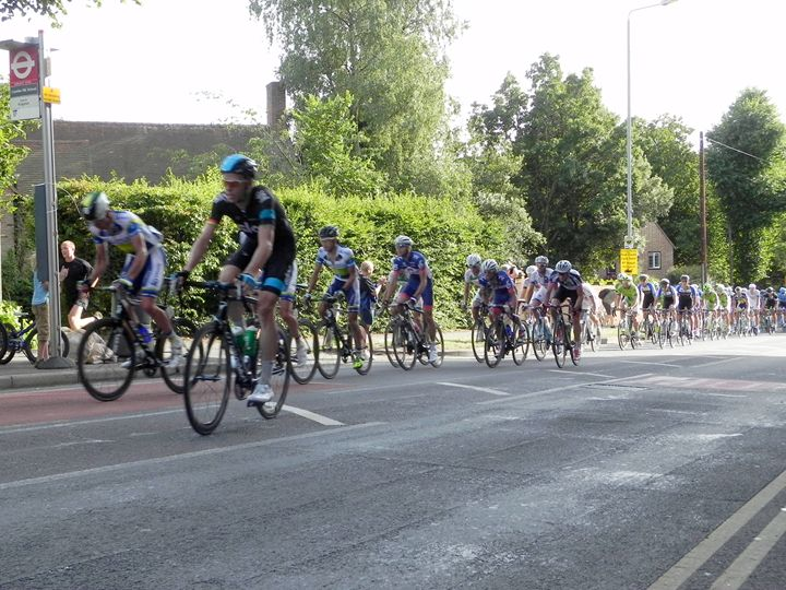 team sky leading the pack - james p connor