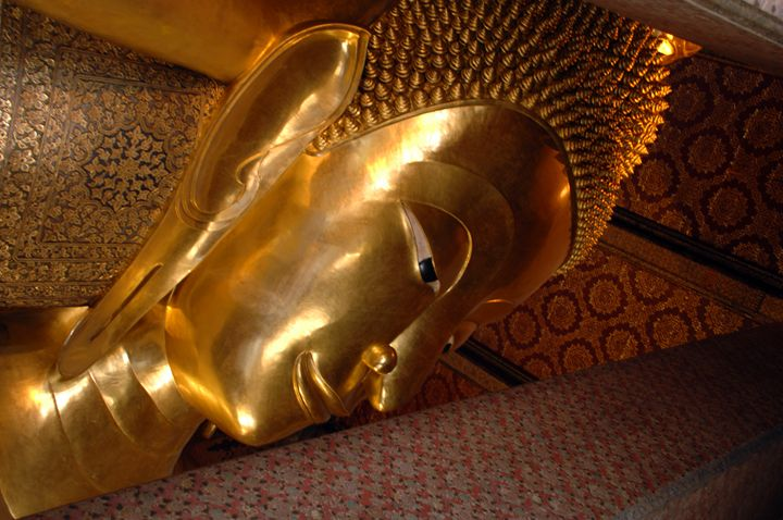 chilled out budda bankok - james p connor