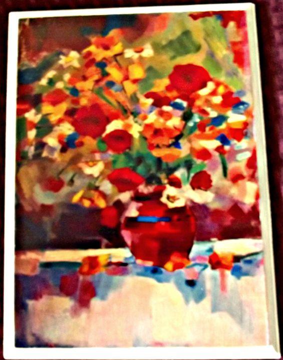 Wild flowers - ArtsublimArt