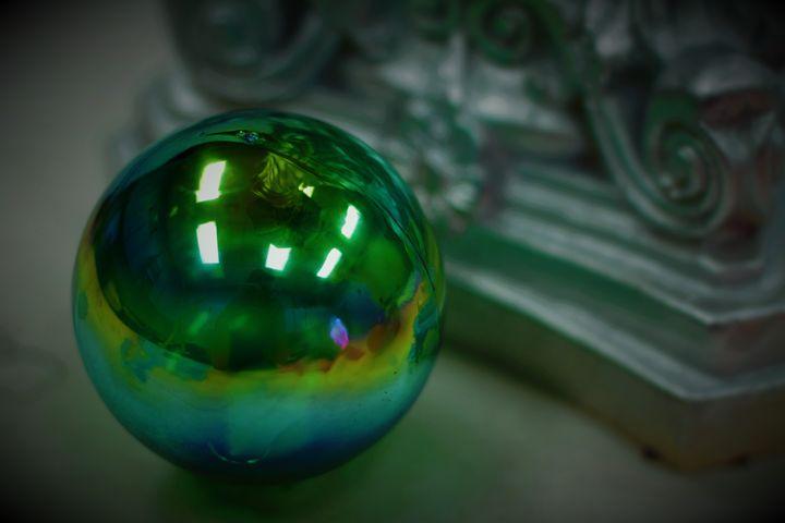 Green Orb - Jonathan Fuller