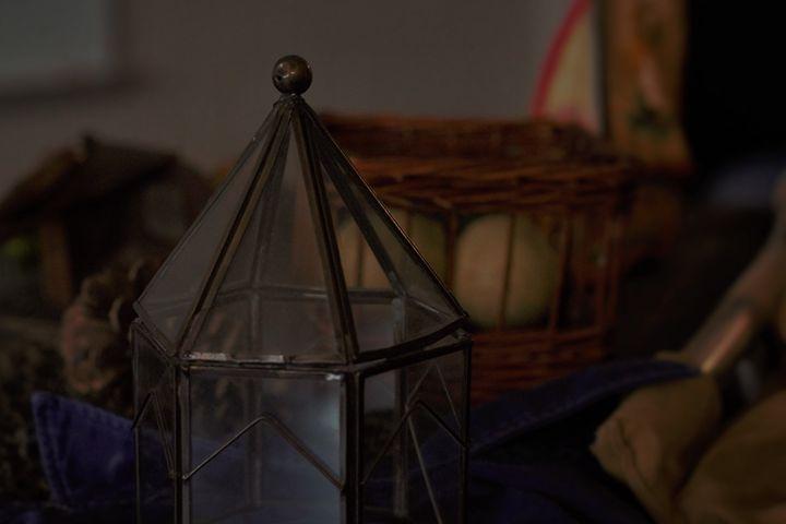 Glass Lantern - Jonathan Fuller