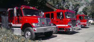 City of Davis Firetrucks