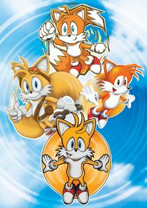 Tails styles