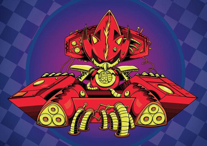 Emperor Metallix - Bexios Boutique