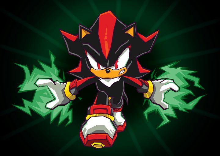 Sonic Battle Shadow - Bexios Boutique