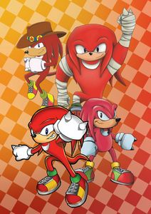 Knuckles styles