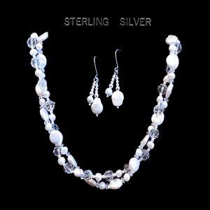 Pearl & Swarovski Crystal