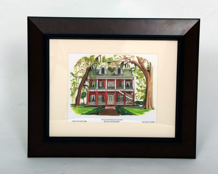 Tullus-Toledano Manor - Michael Lowe Art