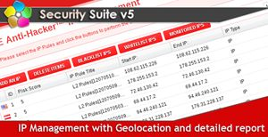 Security suite V5