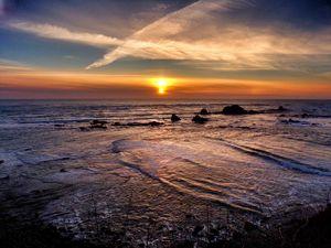 Oregon's Most Beautiful Sunset