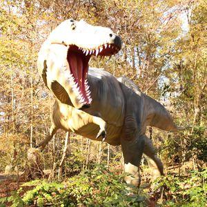 T-Rex Here's Dinner!