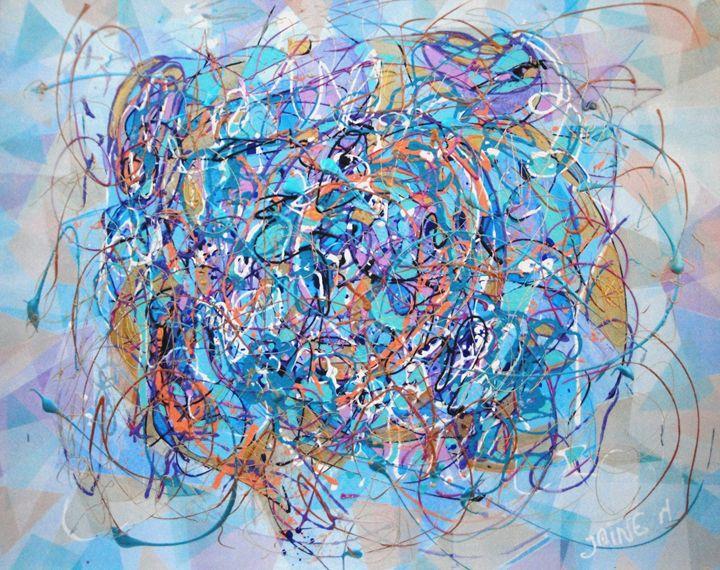 Brainstorming - Monikart - Monique Rouquier