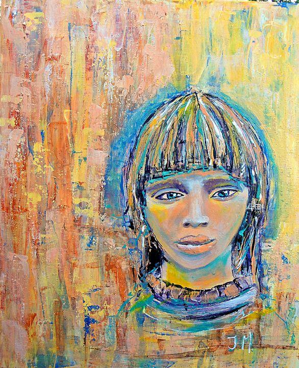 Ambiance ethnique Ethnic atmosphere - Monikart - Monique Rouquier