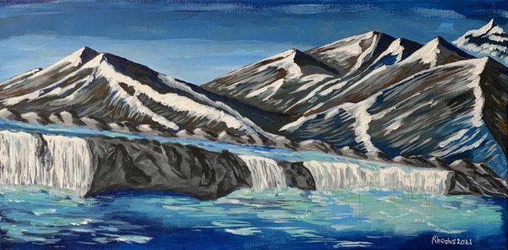 Alaska Freeze - Charles A. Rhodus
