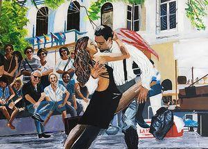Argentinian Dancers