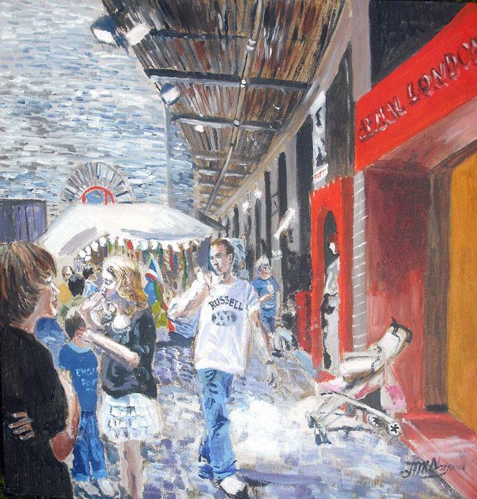 Camden Market - jackienorman.art