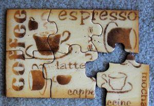 Coasters puzzle