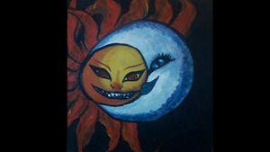 Mystical Sun & Moon
