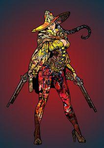 Steampunk Guns for Hire