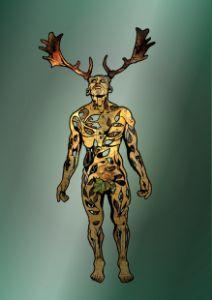 Forest Clump - Comic Art by BLZ Bob