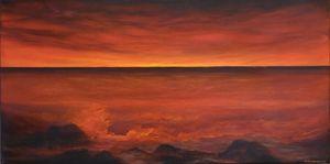 Fiery Seas