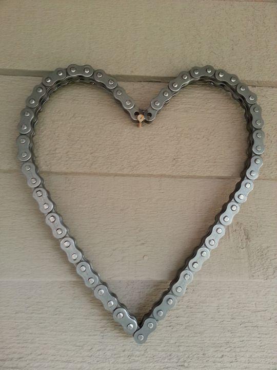 Chain Heart - Campbell Custom