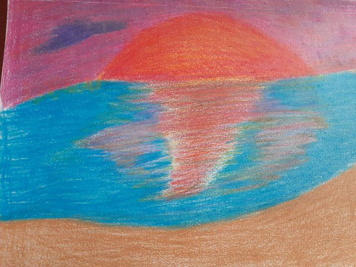 Sunset - Ashley