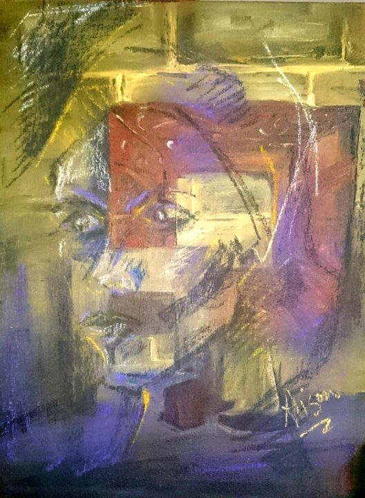 Pensive - AlisonArt