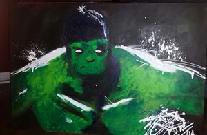 hULK MY LOVE