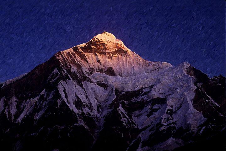 NANDA DEVI EAST-1 - Anil Sharma