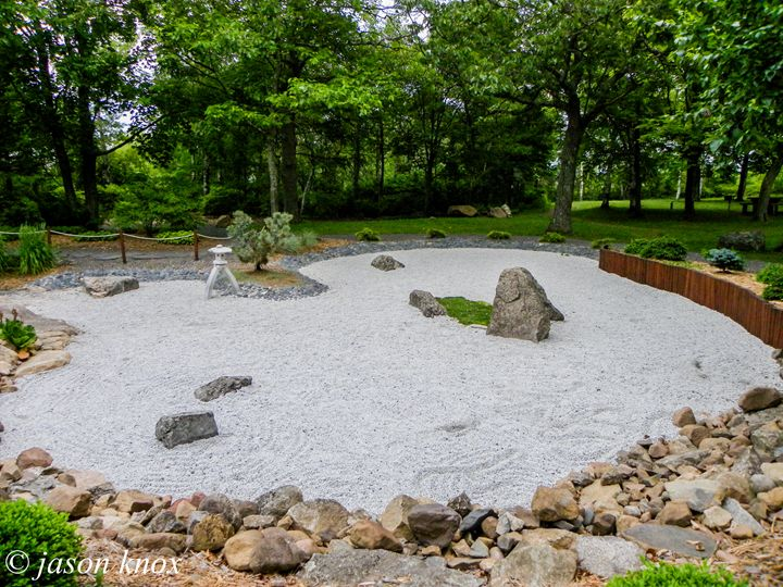 Zen Garden - Knox works
