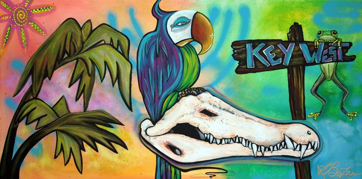Key West - Laura Barbosa Art