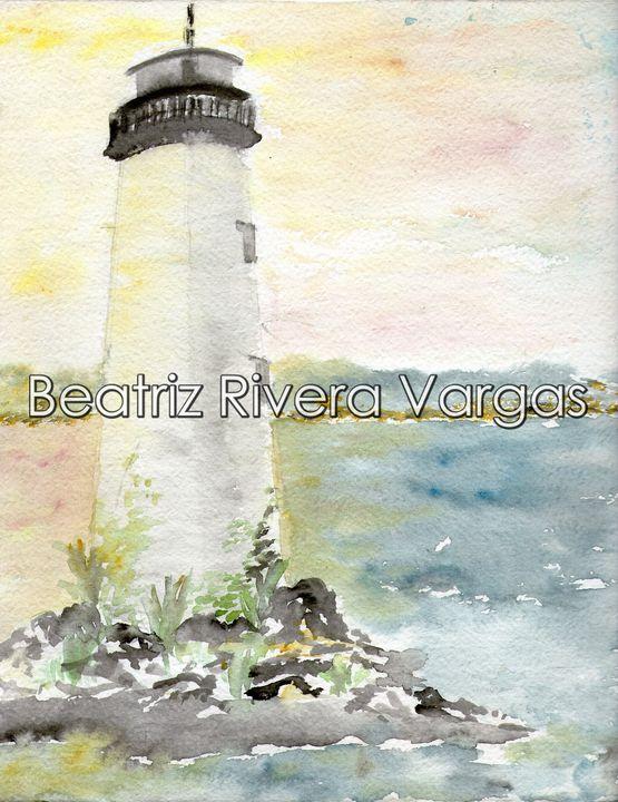 Beacon - Beatriz Rivera Vargas Fine Art