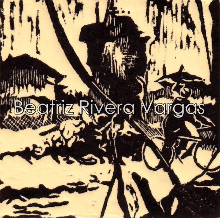 From North and South - Beatriz Rivera Vargas Fine Art