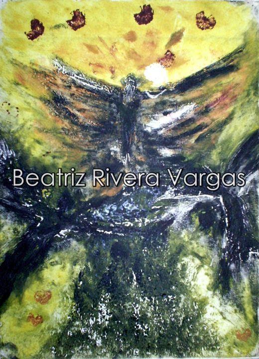 The First Fairies - Beatriz Rivera Vargas Fine Art