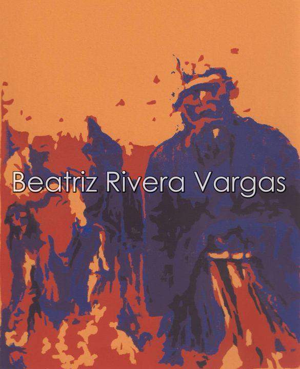 October - Beatriz Rivera Vargas Fine Art