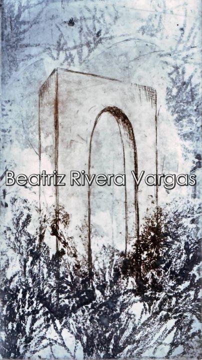 Portal - Beatriz Rivera Vargas Fine Art