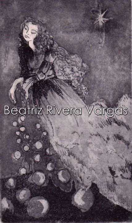 Nativitas - Beatriz Rivera Vargas Fine Art