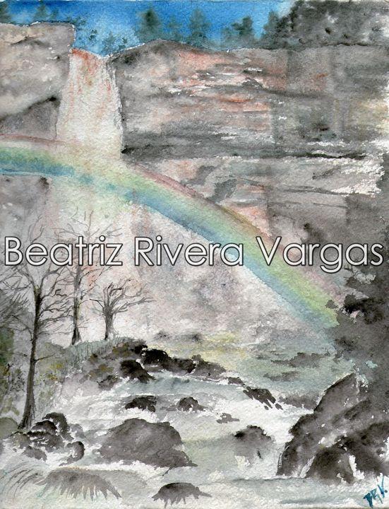 No Rain - Beatriz Rivera Vargas Fine Art