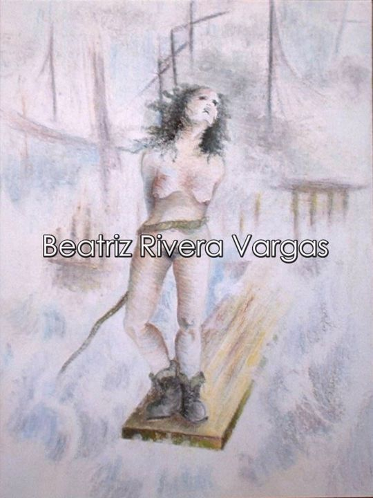 Brittania - Beatriz Rivera Vargas Fine Art