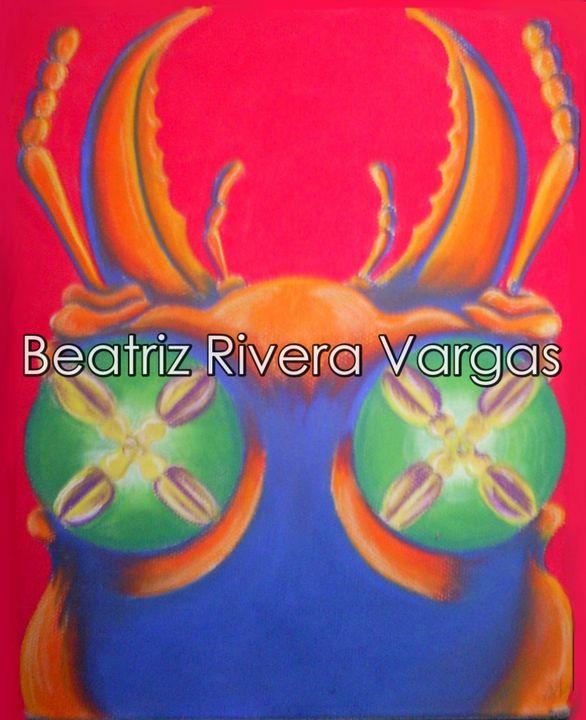 Coleoptera - Beatriz Rivera Vargas Fine Art
