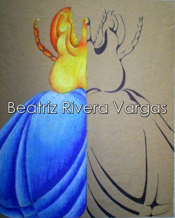 My Contrast - Beatriz Rivera Vargas Fine Art
