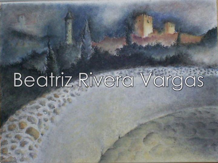View From Camborio - Beatriz Rivera Vargas Fine Art