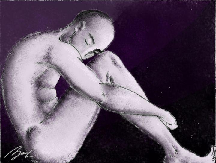 The Dreamer - Beatriz Rivera Vargas Fine Art