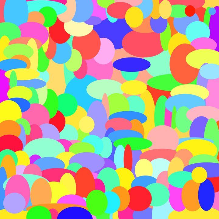 Colored Dots - Gareth Store