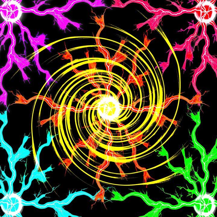 Lightning Hurricane - Gareth Store