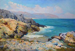 Along the Hellas Coasts